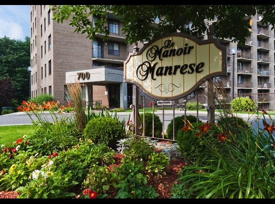 1 bedroom Independent living retirement homes for rent in Quebec City at Manoir Manrese - Photo 02 - RentersPages – L19582