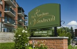 1 bedroom Independent living retirement homes for rent in Vaudreuil-Dorion at Les Jardins Vaudreuil - Photo 01 - RentersPages – L19504