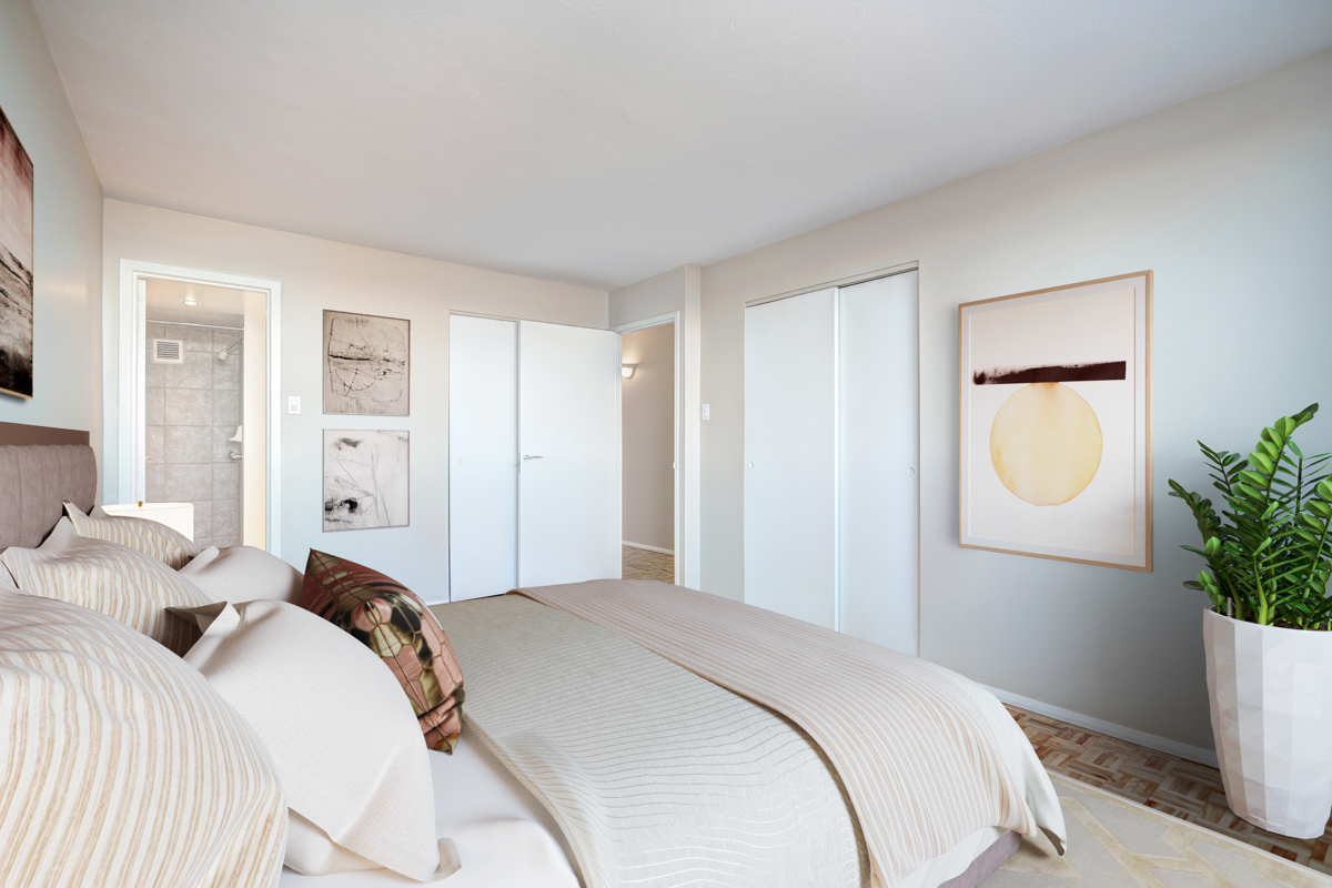 1 bedroom Apartments for rent in Quebec City at Place Samuel de Champlain - Photo 08 - RentersPages – L407129