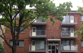 Studio / Bachelor Apartments for rent in Sainte-Anne-de-Bellevue at Maple Brown - Photo 01 - RentersPages – L112098
