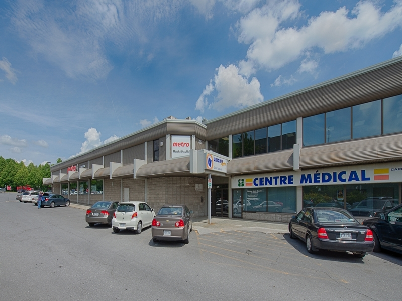 General office for rent in Granby at Carrefour-Haute-Ville - Photo 02 - RentersPages – L181048