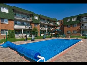 2 bedroom Independent living retirement homes for rent in Vaudreuil-Dorion at Les Jardins Vaudreuil - Photo 03 - RentersPages – L19505