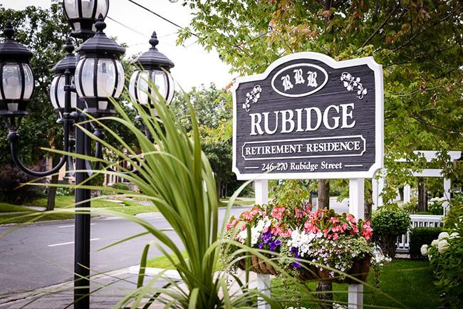 luxurious 1 bedroom Assisted living retirement homes for rent in Peterborough at Rubidge Retirement Residence - Photo 09 - RentersPages – L37704