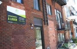 1 bedroom Apartments for rent in Montreal (Downtown) at Aylmer - Photo 01 - RentersPages – L168578