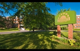2 bedroom Independent living retirement homes for rent in Brossard at L Emerite de Brossard - Photo 01 - RentersPages – L19497