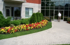 1 bedroom Assisted living retirement homes for rent in Laval at Les Jardins de Renoir - Photo 01 - RentersPages – L19477