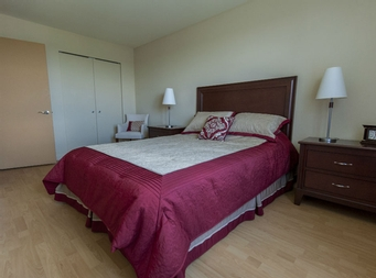 Studio / Bachelor Independent living retirement homes for rent in Drummondville at Jazz Drummondville - Photo 08 - RentersPages – L19099
