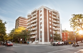 1 bedroom Apartments for rent in Plateau Mont-Royal at 1595 Rachel - Photo 01 - RentersPages – L9516