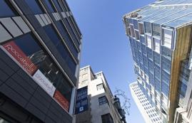 General office for rent in Montreal (Downtown) at 2160 De La Montagne - Photo 01 - RentersPages – L12764