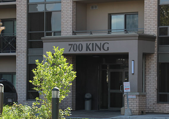 1 bedroom Apartments for rent in London at 700 King Street East - Photo 01 - RentersPages – L225763