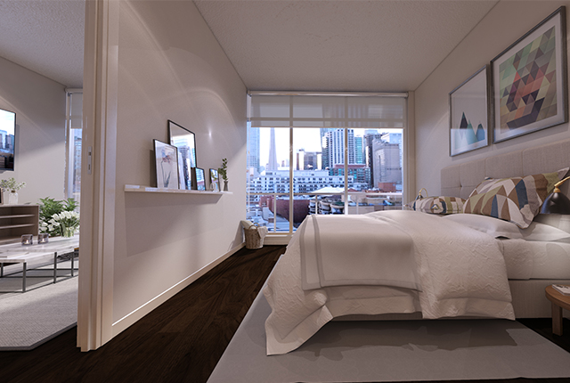 1 bedroom Apartments for rent in Toronto at Kings Club - Photo 03 - RentersPages – L395867
