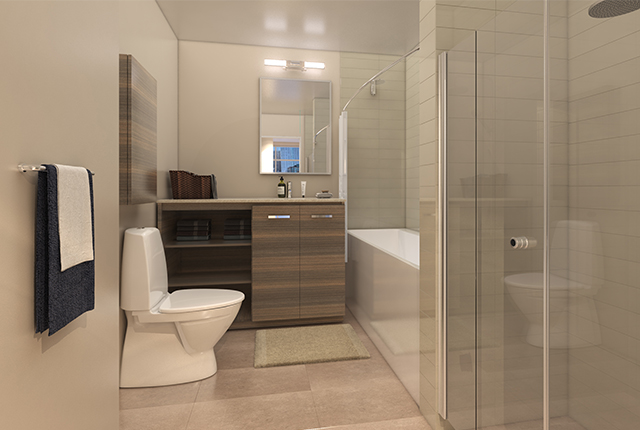 1 bedroom Apartments for rent in Toronto at Kings Club - Photo 06 - RentersPages – L395867
