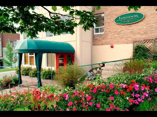 2 bedroom Independent living retirement homes for rent in Sainte Foy at Jardins Logidor - Photo 09 - RentersPages – L19556