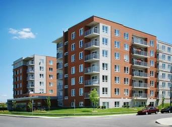 Studio / Bachelor Independent living retirement homes for rent in Ville St-Laurent - Bois-Franc at L Alto - Photo 01 - RentersPages – L19522