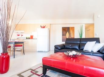 Studio / Bachelor Independent living retirement homes for rent in Ville St-Laurent - Bois-Franc at L Alto - Photo 03 - RentersPages – L19522