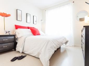 Studio / Bachelor Independent living retirement homes for rent in Ville St-Laurent - Bois-Franc at L Alto - Photo 04 - RentersPages – L19522
