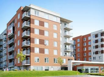 Studio / Bachelor Independent living retirement homes for rent in Ville St-Laurent - Bois-Franc at L Alto - Photo 06 - RentersPages – L19522