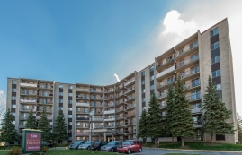 1 bedroom Apartments for rent in Laval at Habitations Des Chateaux - Photo 01 - RentersPages – L6067