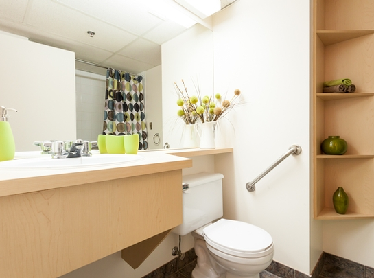 1 bedroom Assisted living retirement homes for rent in Longueuil at Habitats Lafayette - Photo 12 - RentersPages – L19483