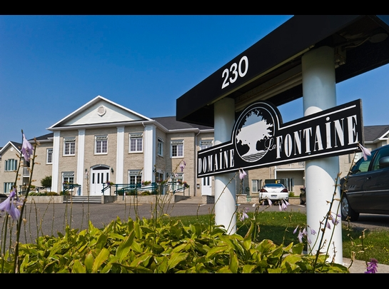 Studio / Bachelor Independent living retirement homes for rent in Rivière-du-Loup at Manoir Lafontaine - Photo 05 - RentersPages – L19088