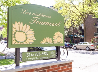 2 bedroom Assisted living retirement homes for rent in Ahuntsic-Cartierville at Residences Tournesol - Photo 04 - RentersPages – L19541