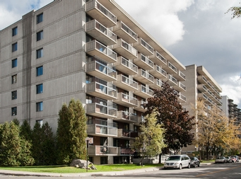 2 bedroom Assisted living retirement homes for rent in Ahuntsic-Cartierville at Residences Tournesol - Photo 07 - RentersPages – L19541