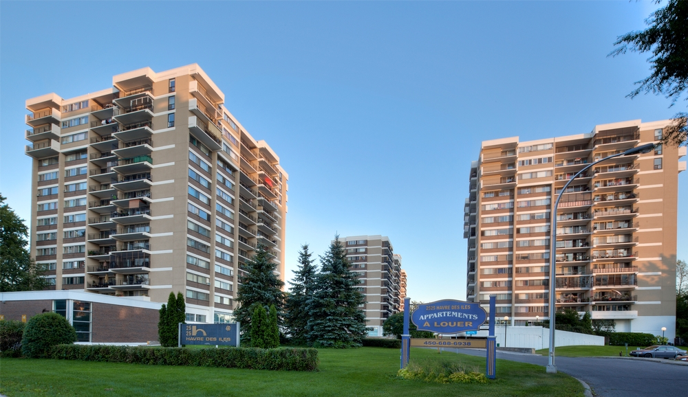 1 bedroom Apartments for rent in Laval at Havre des Iles - Photo 05 - RentersPages – L9525