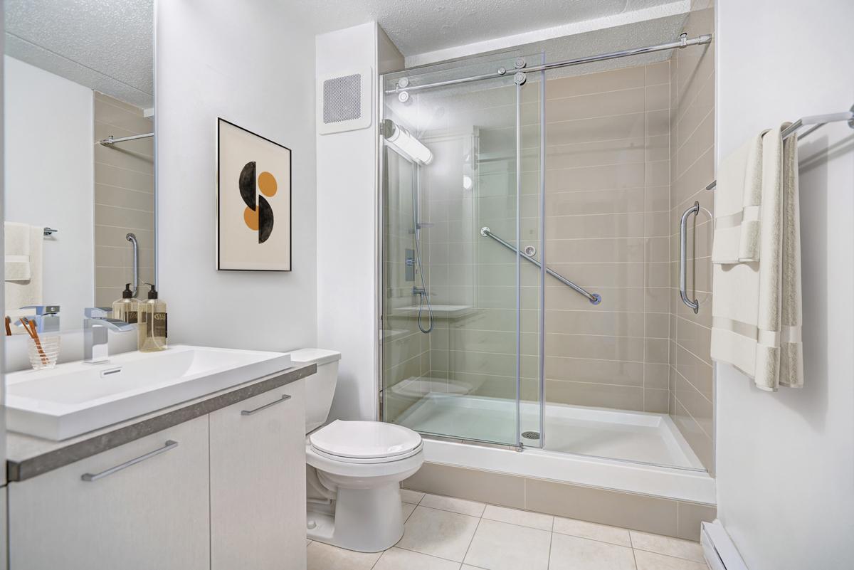 1 bedroom Apartments for rent in Quebec City at Les Jardins de Merici - Photo 13 - RentersPages – L407121