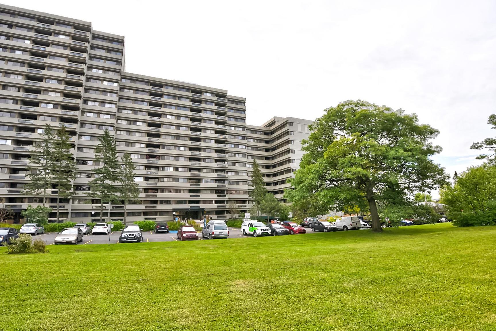1 bedroom Apartments for rent in Quebec City at Les Jardins de Merici - Photo 34 - RentersPages – L407121