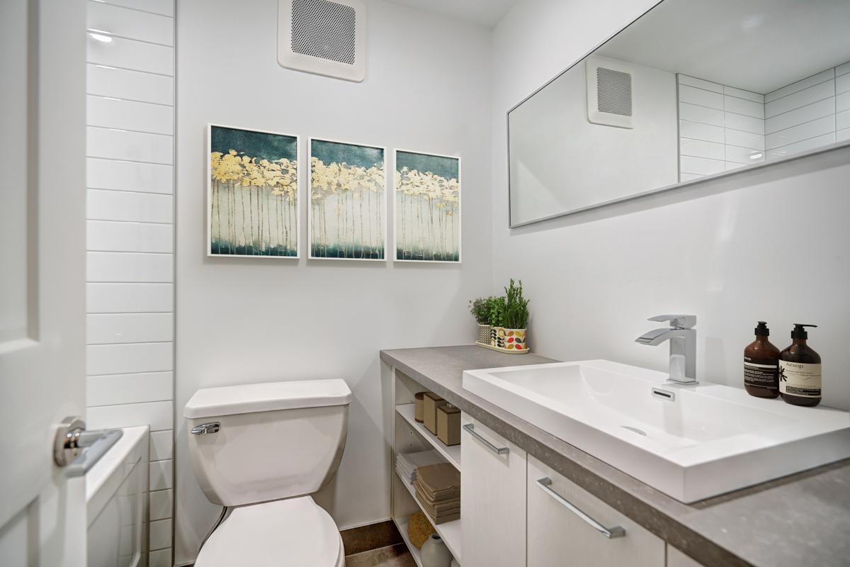 1 bedroom Apartments for rent in Quebec City at Les Jardins de Merici - Photo 15 - RentersPages – L407121