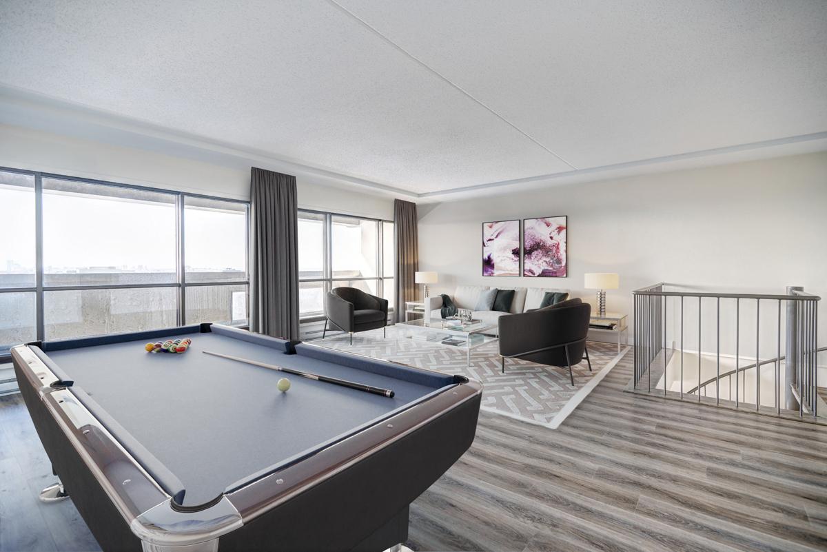 1 bedroom Apartments for rent in Quebec City at Les Jardins de Merici - Photo 09 - RentersPages – L407121
