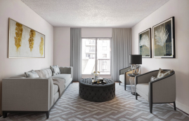 1 bedroom Apartments for rent in Ville St-Laurent - Bois-Franc at Complexe Deguire - Photo 01 - RentersPages – L407181