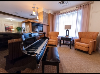 1 bedroom Independent living retirement homes for rent in Laval at Domaine des Forges I - Photo 04 - RentersPages – L19470
