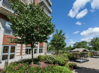 1 bedroom Independent living retirement homes for rent in Laval at Domaine des Forges I - Photo 08 - RentersPages – L19470