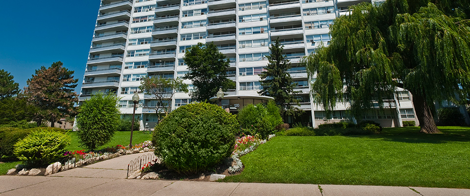 1 bedroom Apartments for rent in North-York at 120 Shelborne Ave - Photo 01 - RentersPages – L225025