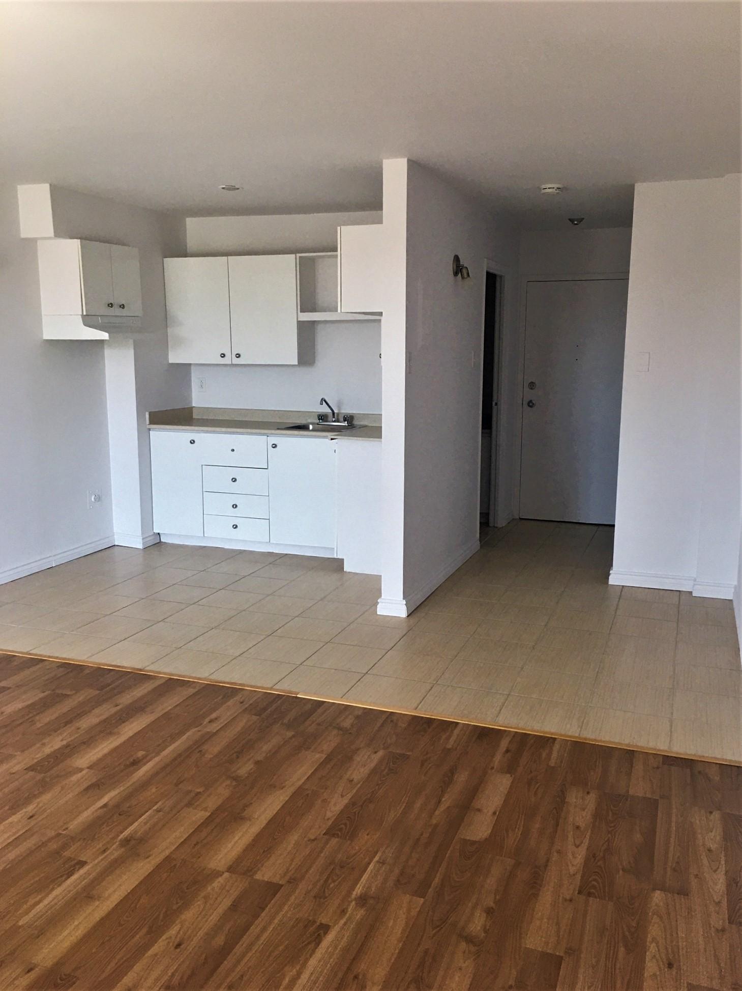 Studio / Bachelor Apartments for rent in Pointe-aux-Trembles at Habitations de la Rousseliere - Photo 03 - RentersPages – L1920