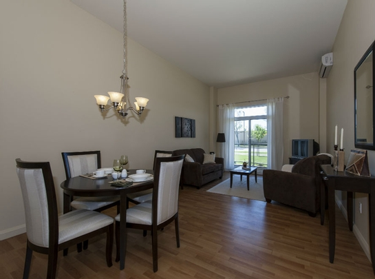 2 bedroom Independent living retirement homes for rent in Les Rivieres at Jazz Lebourgneuf - Photo 03 - RentersPages – L19559