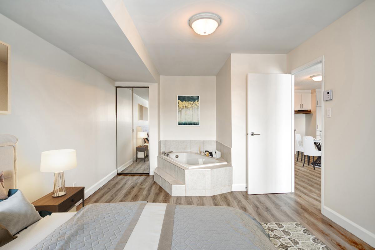1 bedroom Apartments for rent in Quebec City at Les Appartements du Verdier - Photo 09 - RentersPages – L407122