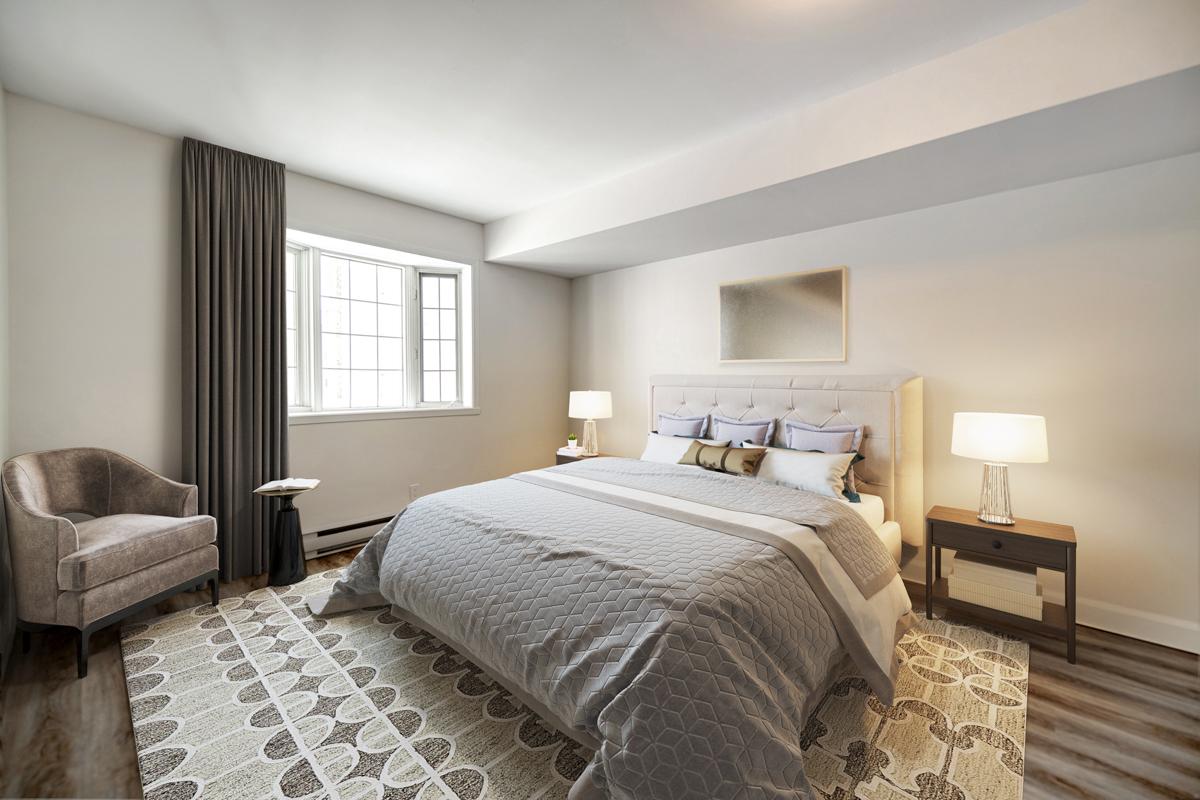 1 bedroom Apartments for rent in Quebec City at Les Appartements du Verdier - Photo 10 - RentersPages – L407122