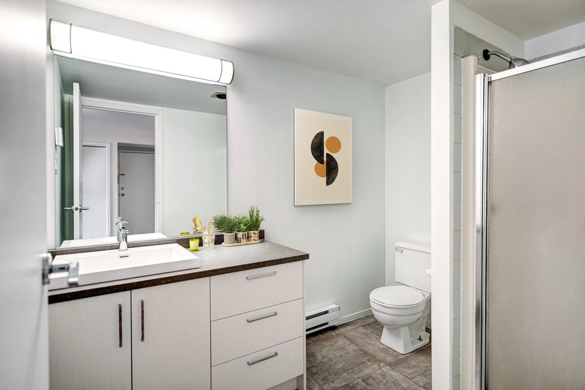 1 bedroom Apartments for rent in Quebec City at Les Appartements du Verdier - Photo 11 - RentersPages – L407122