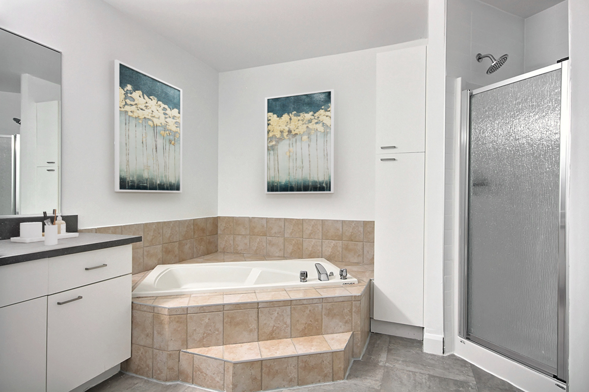 1 bedroom Apartments for rent in Quebec City at Les Appartements du Verdier - Photo 18 - RentersPages – L407122