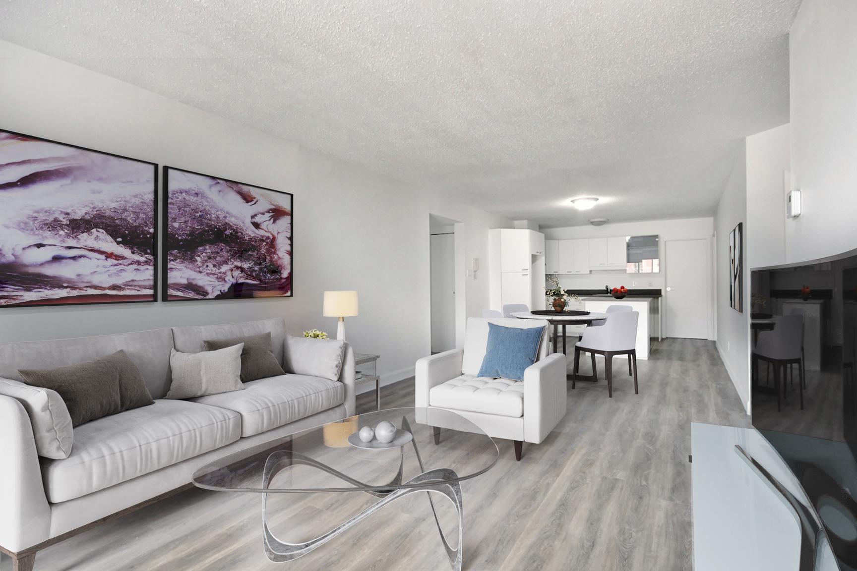 1 bedroom Apartments for rent in Quebec City at Les Appartements du Verdier - Photo 13 - RentersPages – L407122