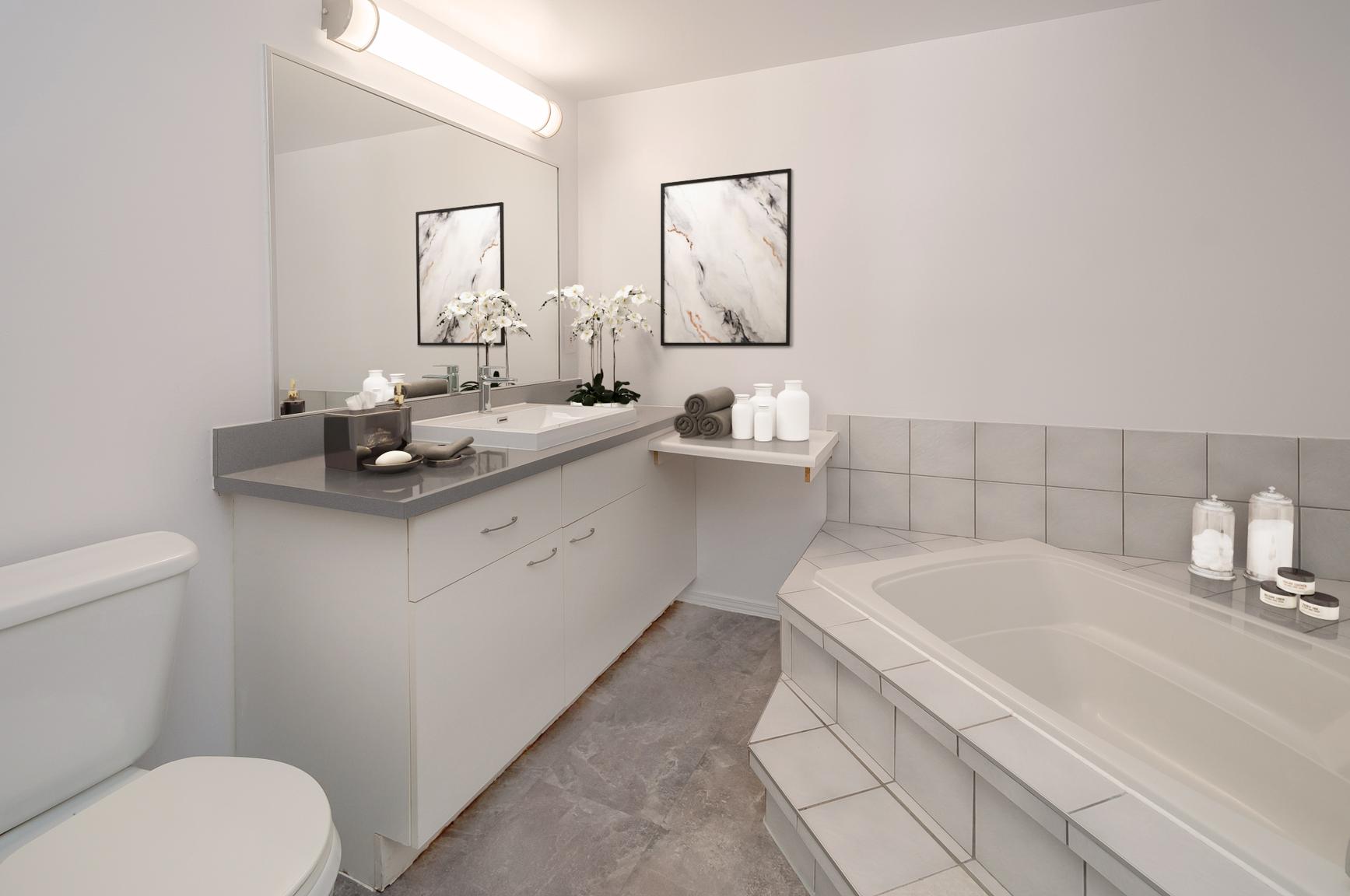 1 bedroom Apartments for rent in Quebec City at Les Appartements du Verdier - Photo 22 - RentersPages – L407122