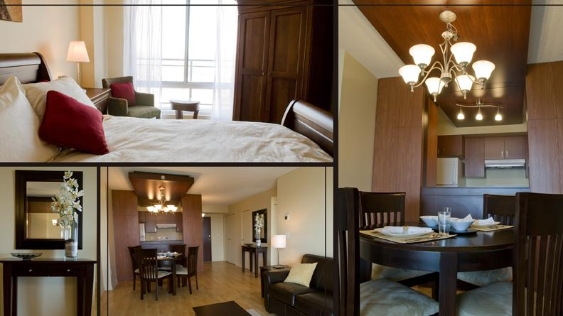 luxurious 2 bedroom Independent living retirement homes for rent in Longueuil at Jazz Longueuil - Photo 05 - RentersPages – L19491
