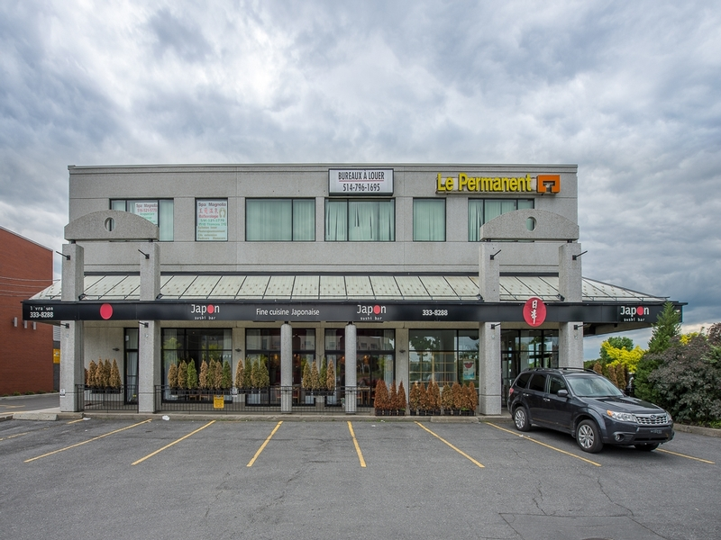 General office for rent in Ville St-Laurent - Bois-Franc at Promenades-Thimens-Retail-space - Photo 02 - RentersPages – L181029