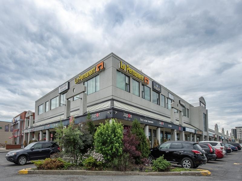 General office for rent in Ville St-Laurent - Bois-Franc at Promenades-Thimens-Retail-space - Photo 04 - RentersPages – L181029