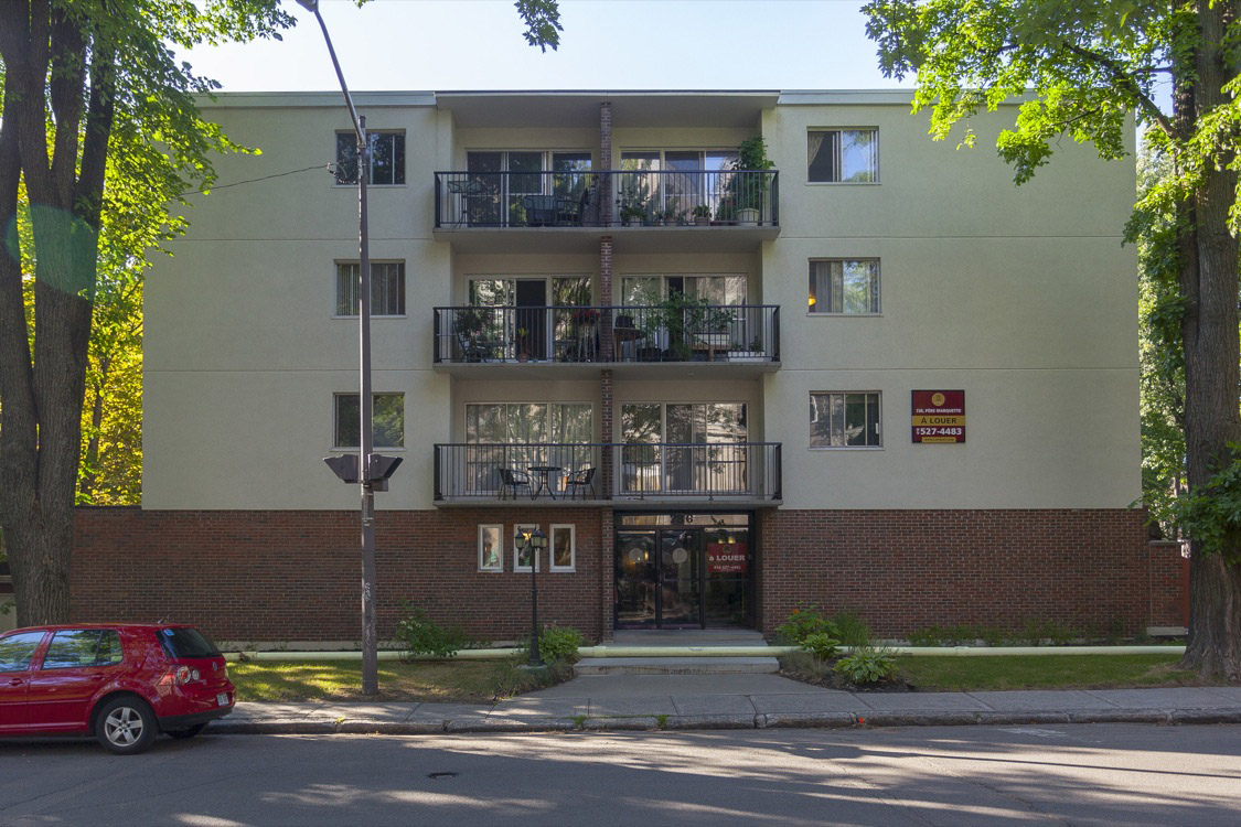 1 bedroom Apartments for rent in Quebec City at Appartements Pere-Marquette - Photo 02 - RentersPages – L279634