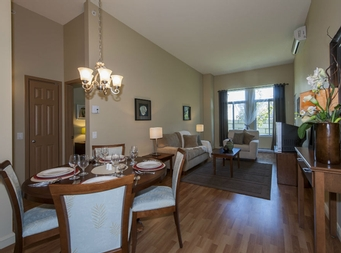 2 bedroom Independent living retirement homes for rent in Levis at Jazz Levis - Photo 05 - RentersPages – L19563