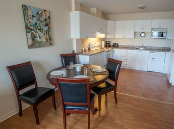 1 bedroom Independent living retirement homes for rent in McMasterville at Residences Richeloises - Photo 10 - RentersPages – L19507
