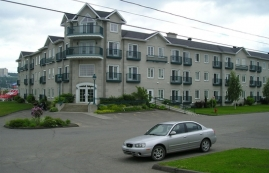 Studio / Bachelor Independent living retirement homes for rent in Rivière-du-Loup at Manoir Lafontaine - Photo 01 - RentersPages – L19086